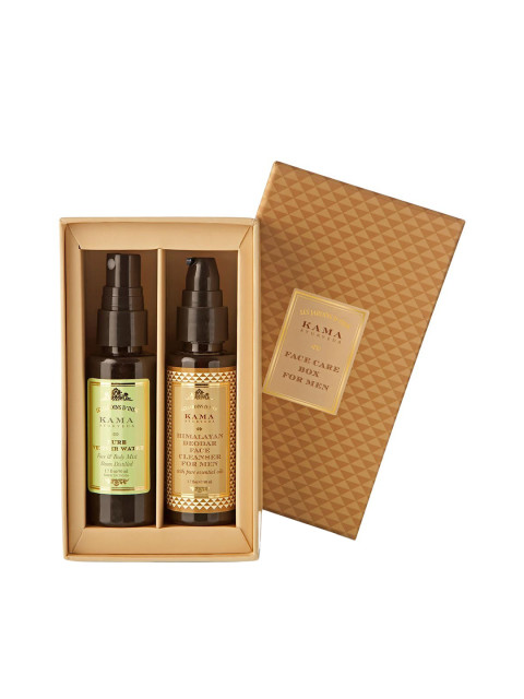 KAMA AYURVEDA Men Face Care Gift Box